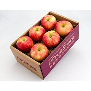 Organic Honeycrisp Apple Gift by FruitShare
