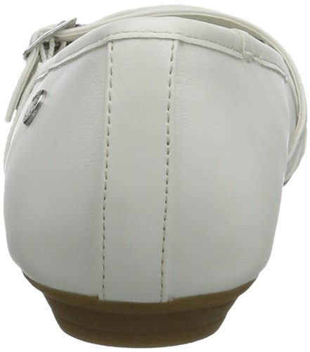oliver white Casual 100 Mujer S Bailarinas Blanco APxqp