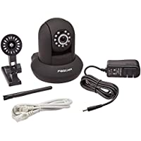 Foscam FI9831PB Pan/Tilt IP Camera, Black
