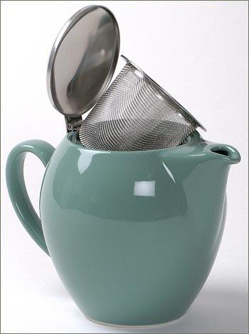 Celadon Beehouse Teapot 22 oz