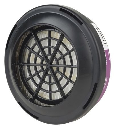 Respirator Filter Cartridge, P100, PK2