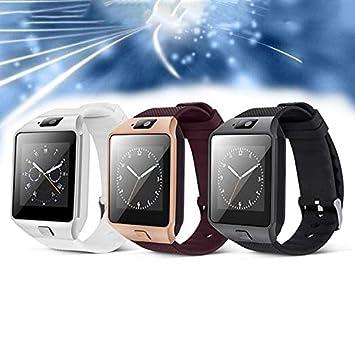 zhangguoyu Smart Watch Dz09 Gold Silver Smartwatch Relojes ...