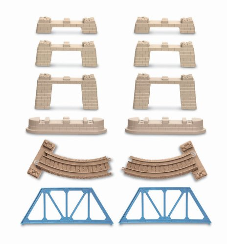 Fisher-Price Thomas & Friends TrackMaster, Bridge Expansion Track Pack