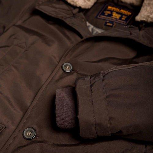 Dark Parka Navy Uomo Mackinaw Woolrich Giacca Ygq5IP