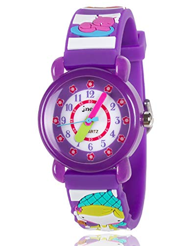 Gifts for 4-13 Year Old Girls Kids, Watch Toys for Girl Boy Age 5-12 Birthday Present for Kids ()