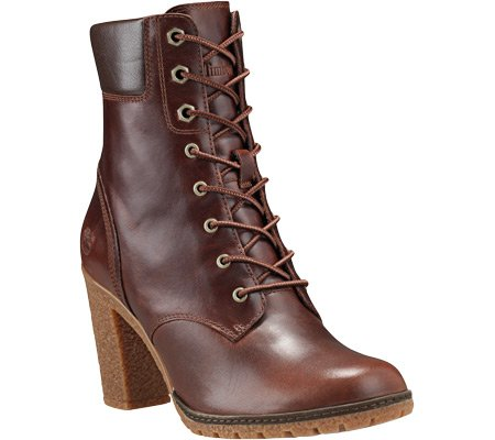 Timberland Boots Marron Glancy Keeper Earth Femme FFrwBf4q