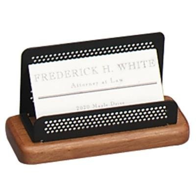 Distinctions Business Card Holder