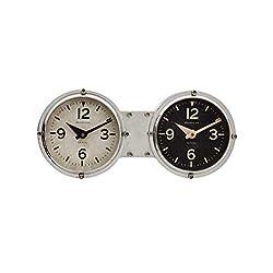 Pendulux, Table Clock, 4.5 H x 10 W x 4 D, 2.5 lbs - Dashboard