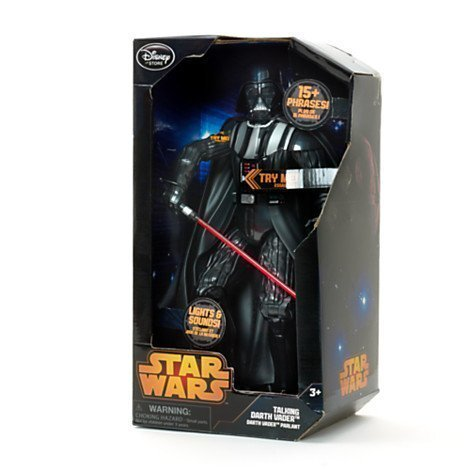 Star Wars Exclusive 14.5 Inch Talking Figure Darth Vader [Lights & Sounds!] -
