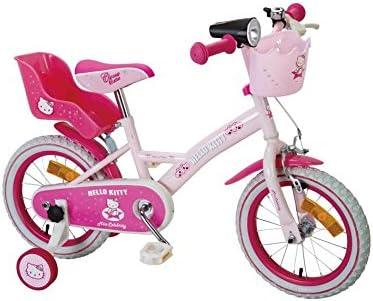 HELLO KITTY-Bicicleta para niño 14
