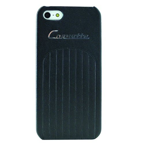 Corvette Premium Leather Back Case for iPhone 5S