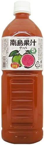 北琉興産 南島果汁 グァバ 1L