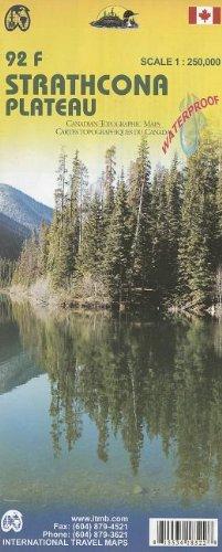 Read Online Strathcona Plateau/Buttle Lake (British Columbia) (International Travel Maps) pdf epub