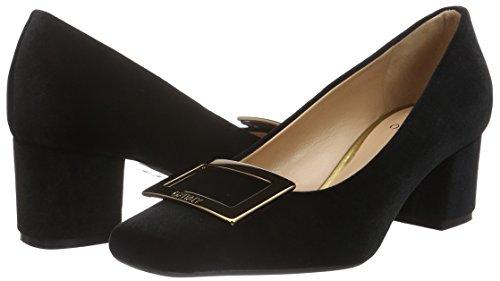 Cerrada Negro Para De Adele 211 Mujer Con Zapatos Tacón Punta Oxitaly F7BnqxTS