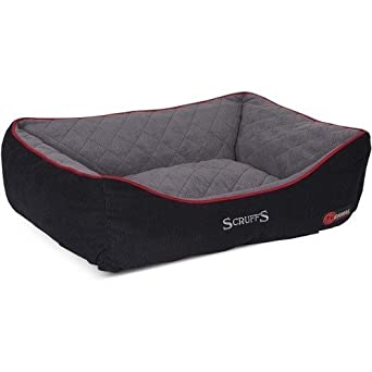 Scruffs - Cama térmica estilo caja para perros: Amazon.es: Ropa y accesorios