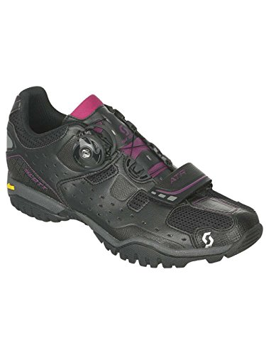 Scott ATR Lady Shoe - negro - EU 38/UK 5/US 6,5 - luz durable mountaibike zapato mujer
