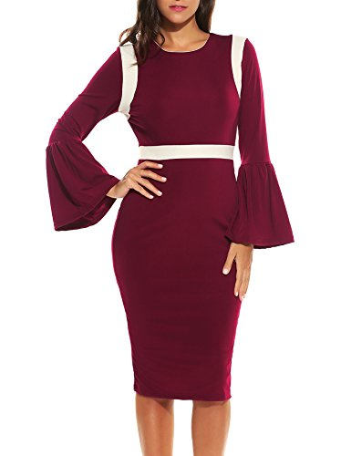 inexpensive 1940s dress - 8