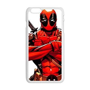 deadpool comic Phone Case for Iphone 6 Plus