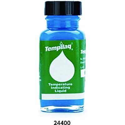 Tempil 24421 TEMPILAQ TL060 Temperature Indicating Liquid, 343 Degree C/650 Degree F, 2 oz.: Industrial & Scientific