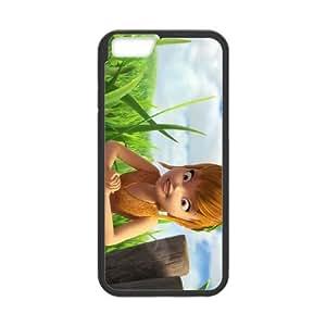 iPhone 6 Plus 5.5 Inch Cell Phone Case Black Disney Fairies Character Fawn 010 KI5952505