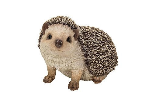 Hi-Line Gift Ltd Crawling Hedgehog Statue