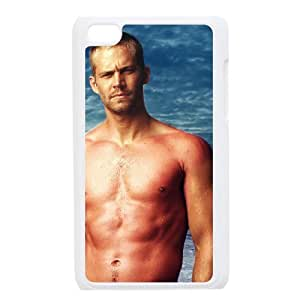 GGMMXO Paul Walker Phone Case For Ipod Touch 4 [Pattern-1]