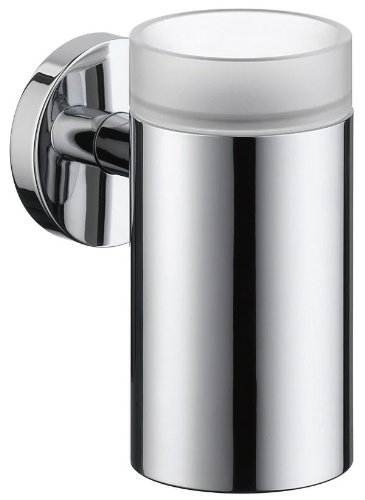 Hansgrohe 40518000 S and E Accessories Tooth Brush Holder, Chrome