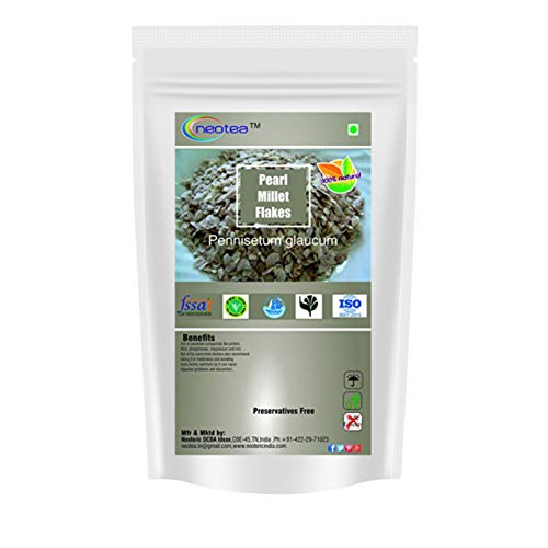 Neotea Pearl Millet Flakes (Bajra Flakes) (500g) by Neotea (Image #3)