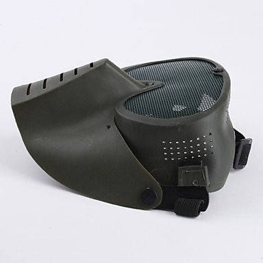 magic.Breathe Freely Fencing Outdoor Mask , Black