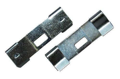 gmagroup Vertical Blind Repair Clips for Broken Vertical Blind Vanes – 5 Clips Per Pack – Zinc