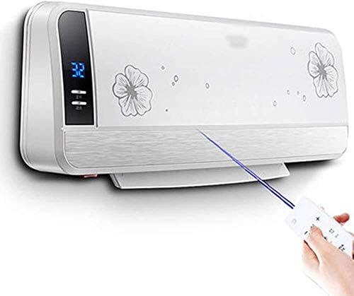 ZHWEI 2つのファイル1000W / 2000Wを加熱するヒーター家庭の浴室デュアルユース壁リモコン ポータブル