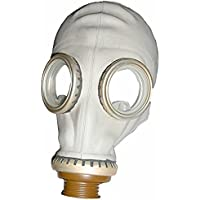 Military Outdoor Clothing Never Issued Russian Gas Mask (Costume) [Mask & Bag]