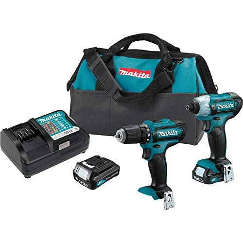 Makita CT226 12V max CXT Lithium-Ion Cordless Combo Kit