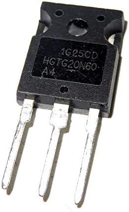 HGTG 20N60A4D Transistor IGBT 600V 70A 190W HGTG20N60A4D