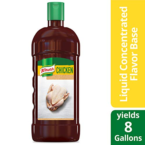 Knorr Ultimate Liquid Concentrated Base Chicken 32 oz, Pack of 4