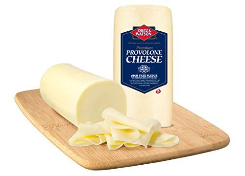 Deli-Sliced Cheeses