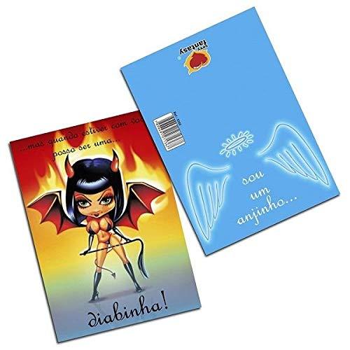 Cartão - Diabinha