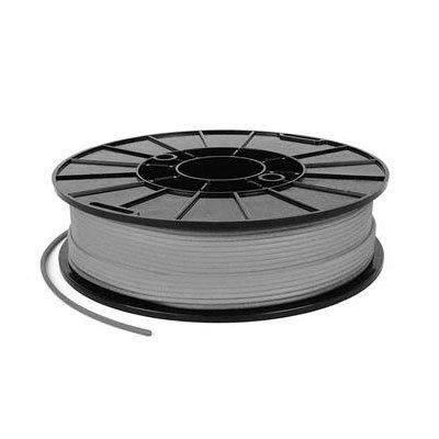 UPC 662345148245, NinjaFlex TPU 3D Printing Filament - 3mm .75kg - SILVER