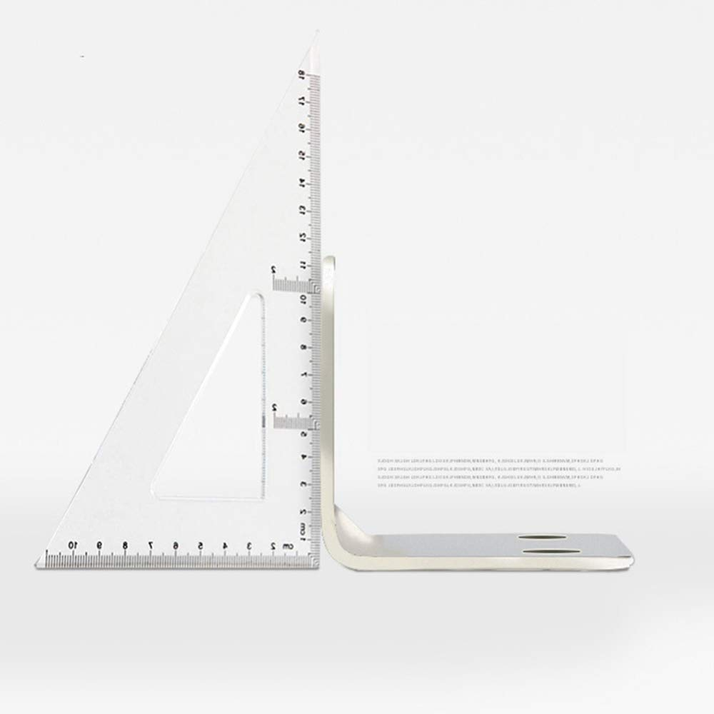 100pcs angolo di angolo retto angolo di ferro fisso triangolo staffa tavolo e sedia 90 gradi l tipo di mobili armadio componenti hardware connettore