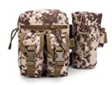 CC-JJ - Tactical Bag Military Molle Outdoor Travel Sport Bag