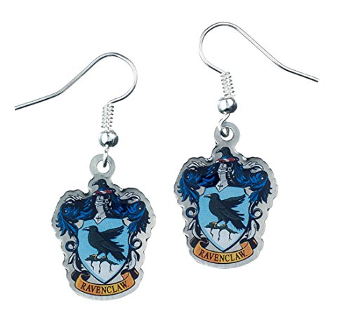 Official Harry Potter Jewellery Ravenclaw Crest Earrings