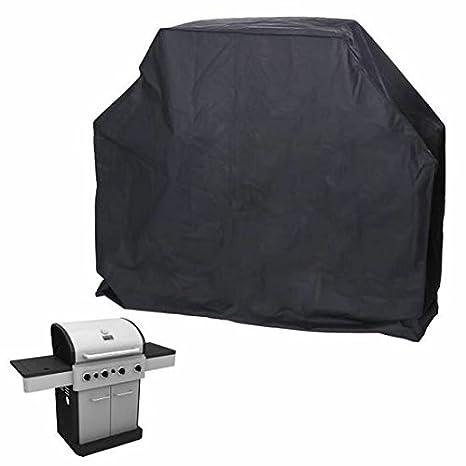 KingstonS impermeable al aire libre barbacoa para parrilla de Gas barbacoa eléctrica protección (170 cm), color negro: Amazon.es: Bricolaje y herramientas