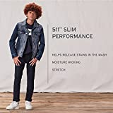 Levi's Boys' Big 511 Slim Fit Performance