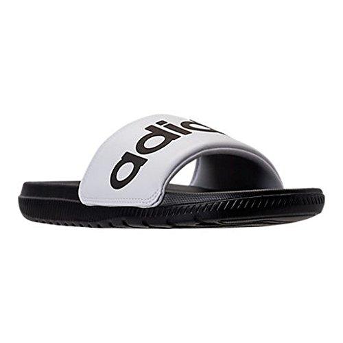 Sandalo Atletico Adidas Performance Uomo Voloomix Nero / Bianco