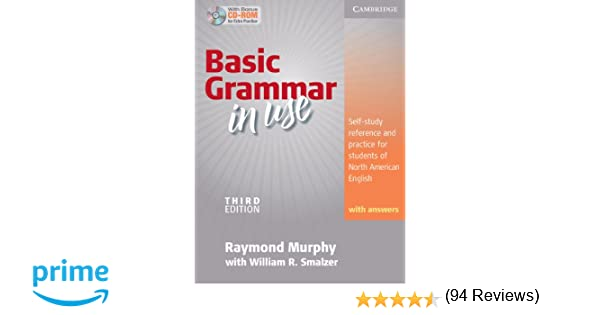 Basic Grammar in Use Student's Book with Answers and CD-ROM: Self ...