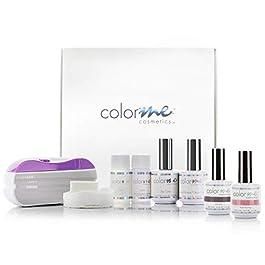 Color Me Cosmetics Gel Manicure Starter Kit
