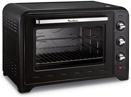Moulinex horno de convección Optimo 60 L negro 7 modos de cocinado ...