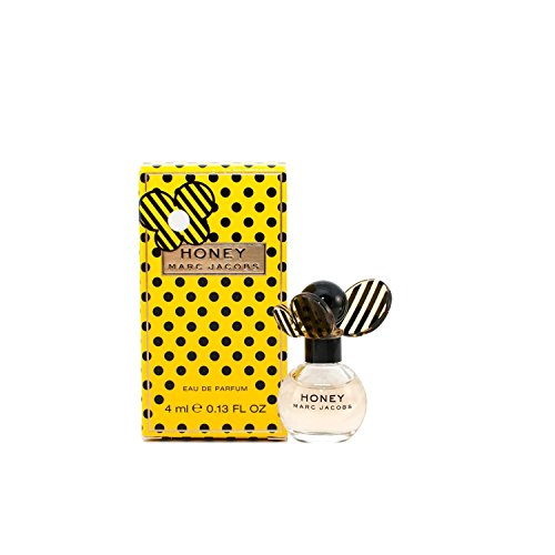 Marc Jacobs Honey Collectible Mini .13oz/4ml 0.13 Ounce Mini Perfume