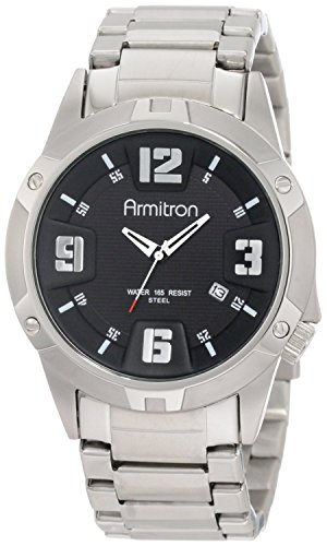 Armitron watch Quartz 20 / 4692BKSV