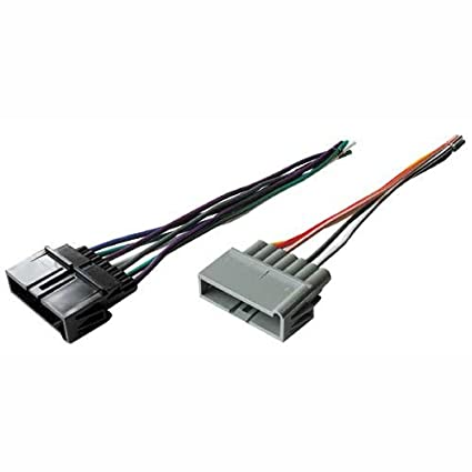amazon com: stereo wire harness jeep grand cherokee 99 00 01 1999 2000 2001  (car radio wiring installation parts): automotive